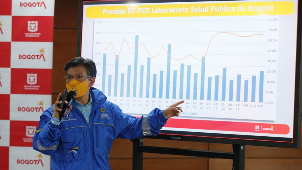 Bogotá declara Alerta Roja, acata toque de queda y nuevas medidas | Bogota.gov.co
