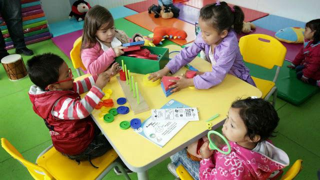 for Cascanueces jardin infantil bogota