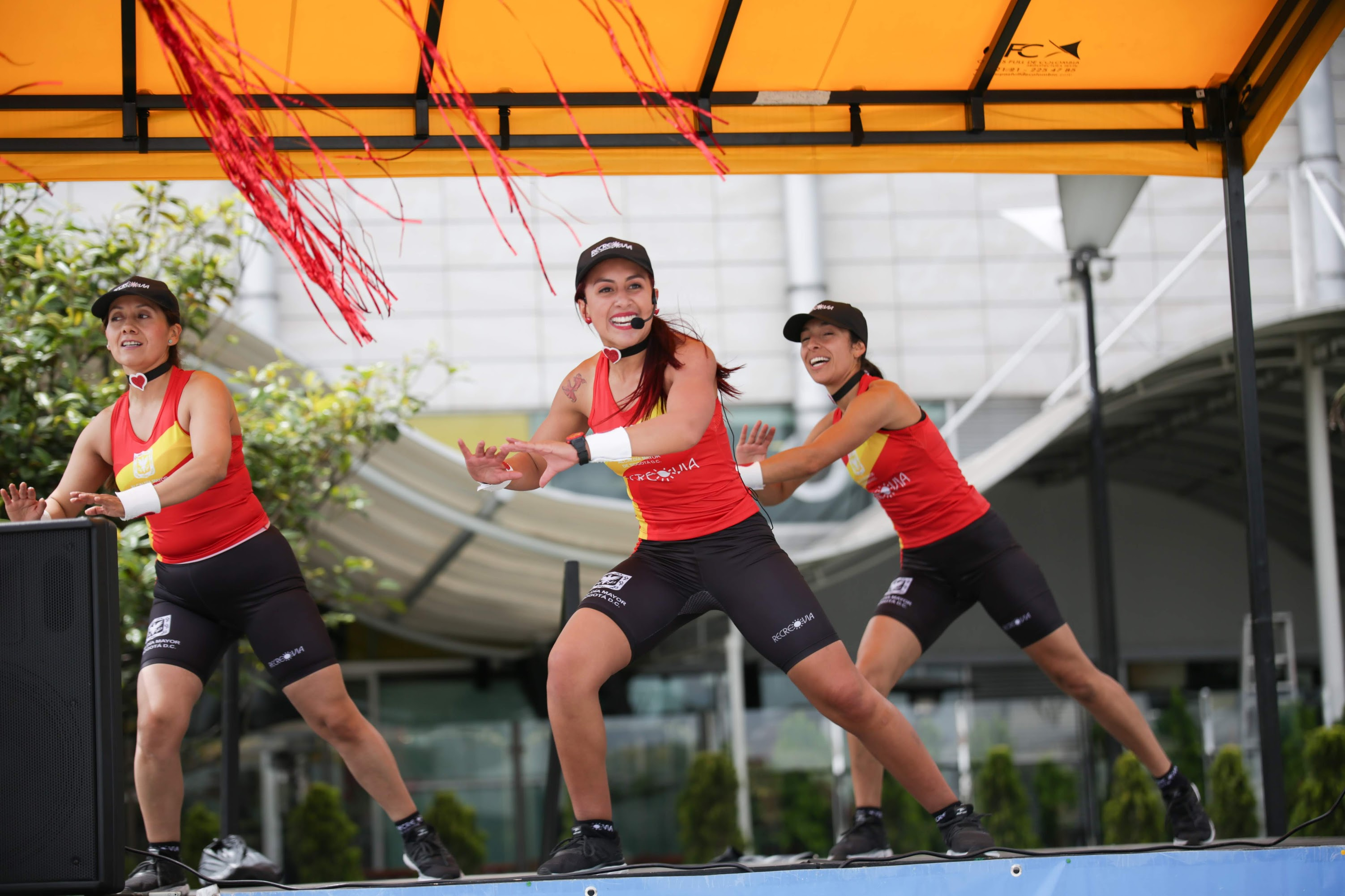 ¡Jornada de Fitness virtual el plan para el cumpleaños de Bogotá! | Bogota.gov.co