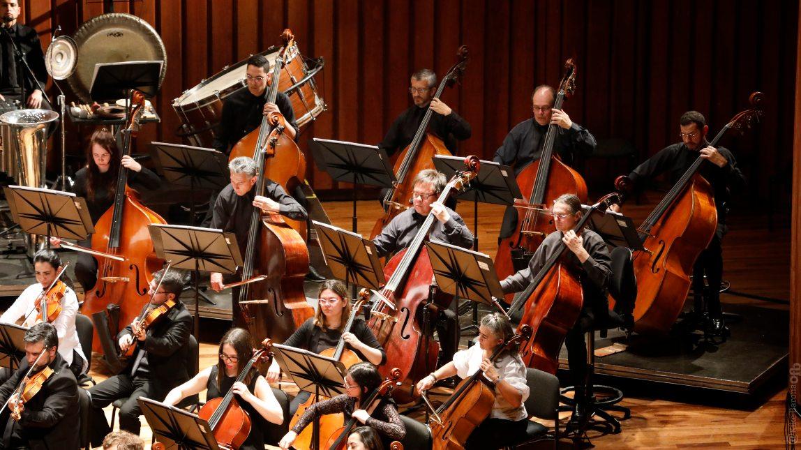 Evento de la Orquesta Filarmónica por el cumpleaños de Bogotá | Bogota.gov.co