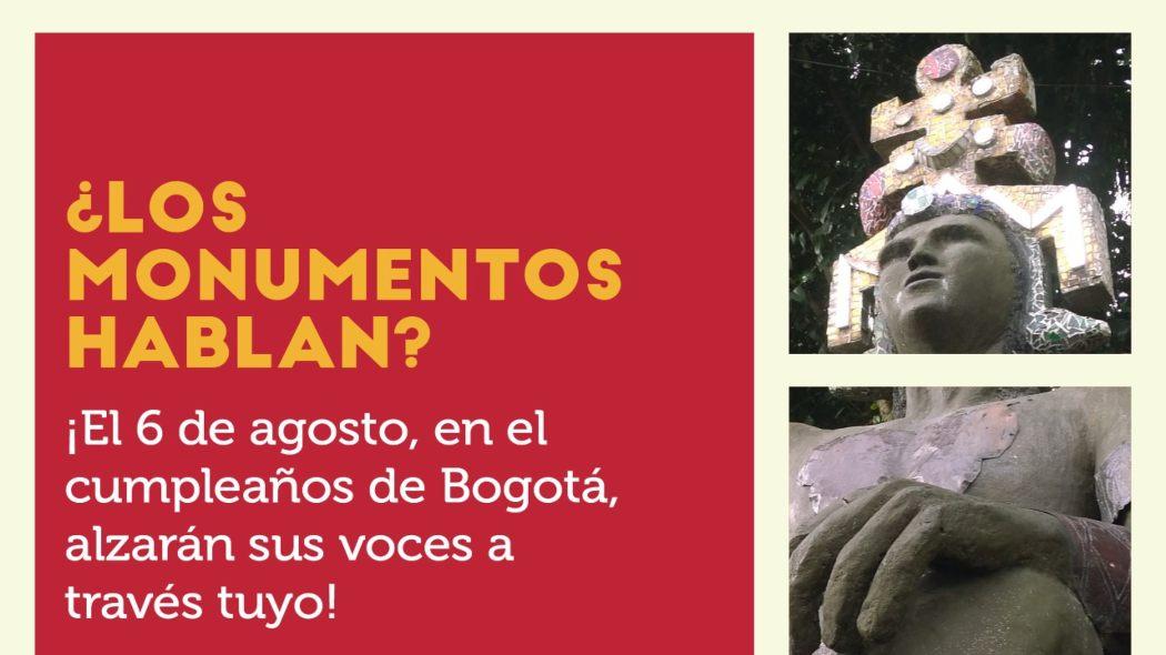 Actividades Instituto de Patrimonio cumpleaños de Bogotá 2020 | Bogota.gov.co