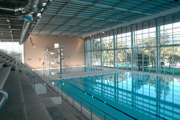 Capital latinoamericana con mejor infraestructura for Piscina olimpica madrid