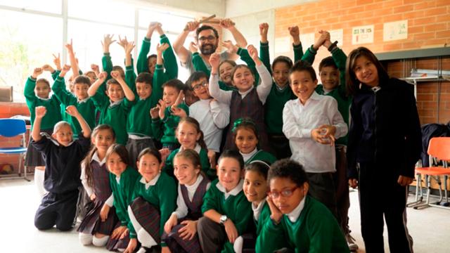 'Matriculatón': que ningún niño se quede sin estudiar en Bogotá