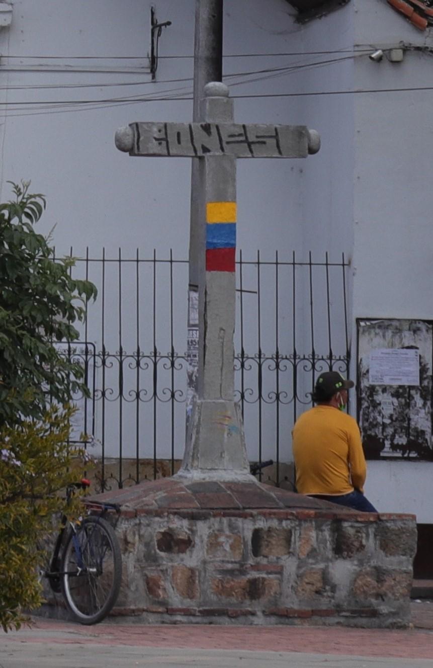 Historia de la iglesia de San Bernardino en Bosa - FOTO: Prensa Alcaldía Local de Bosa