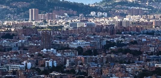 Bogotá tiene más de 7 millones de habitantes