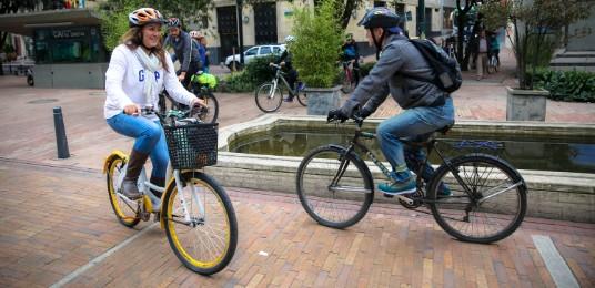 Bogotá es la capital mundial de la bici