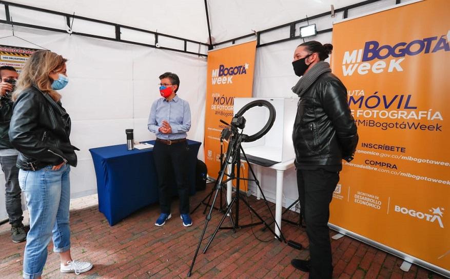 Mi Bogotá Week, la iniciativa para promover el talento bogotano - Foto: Comunicaciones Alcaldía Bogotá