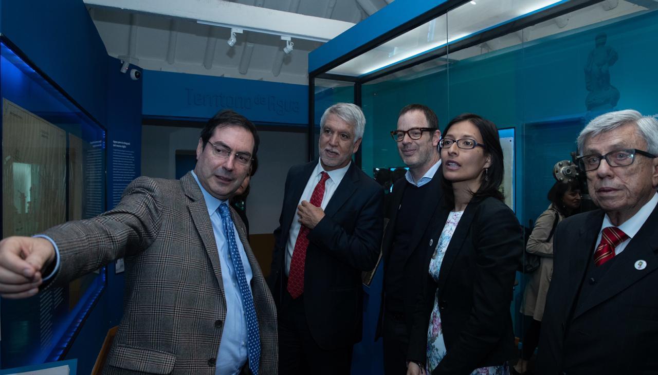 Reapertura Museo de Bogotá - FOTO: Consejería de Comunicaciones