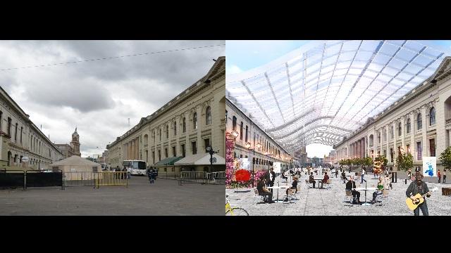 En la calle conocida como 'La Milla' la renovación urbana tendrá como base una gran apuesta cultural y artística.