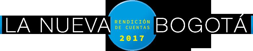 Alcaldía Bogotá rendición de cuentas 2017