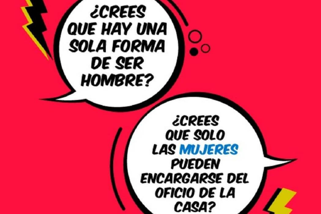 Frases Que Promueven La Violencia De Género Bogotagovco