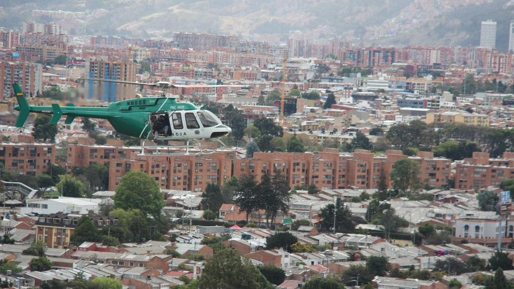 """Bogotá no será militarizada"": Mindefensa"