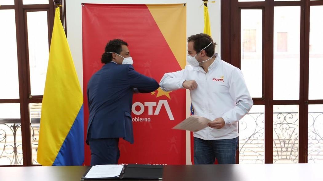 Ciudad Bolívar ya cuenta con un alcalde