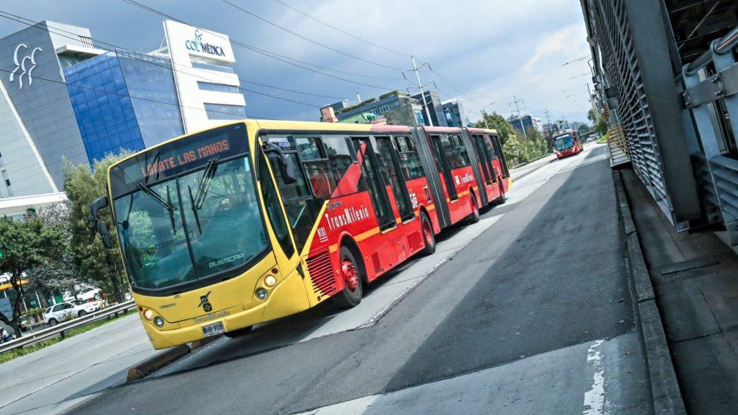 Nueva Ruta De Transmilenio Centro Bogota Soacha Bogota Gov Co