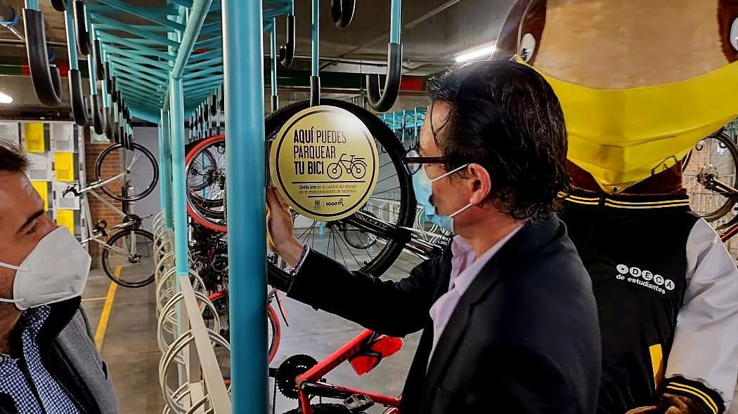 Rector de la Universidad de los Andes, Alejandro Gaviria