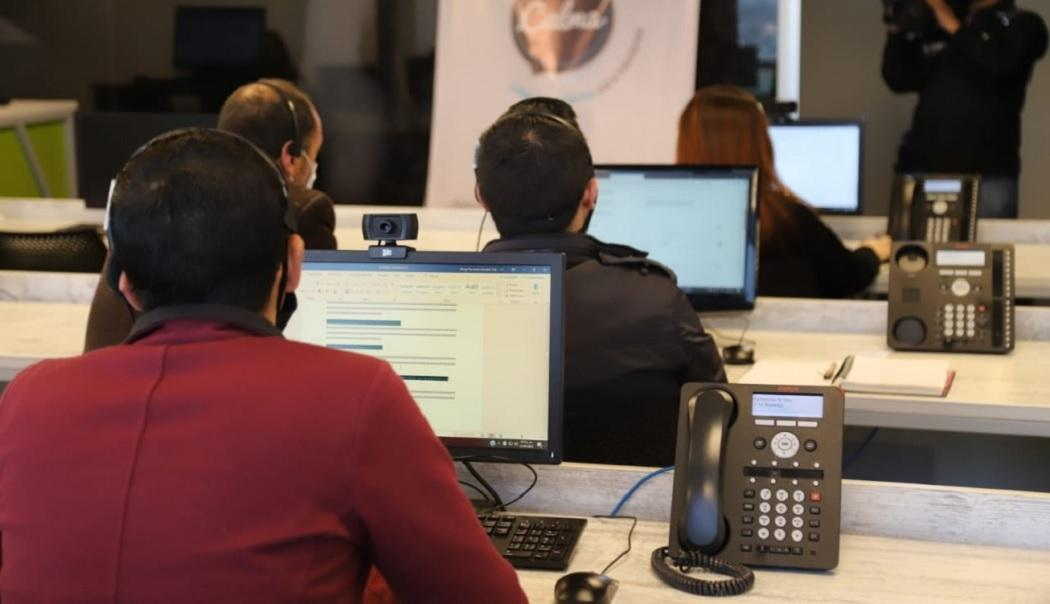 Línea Calma en Bogotá: qué es, beneficios, números de teléfono y más