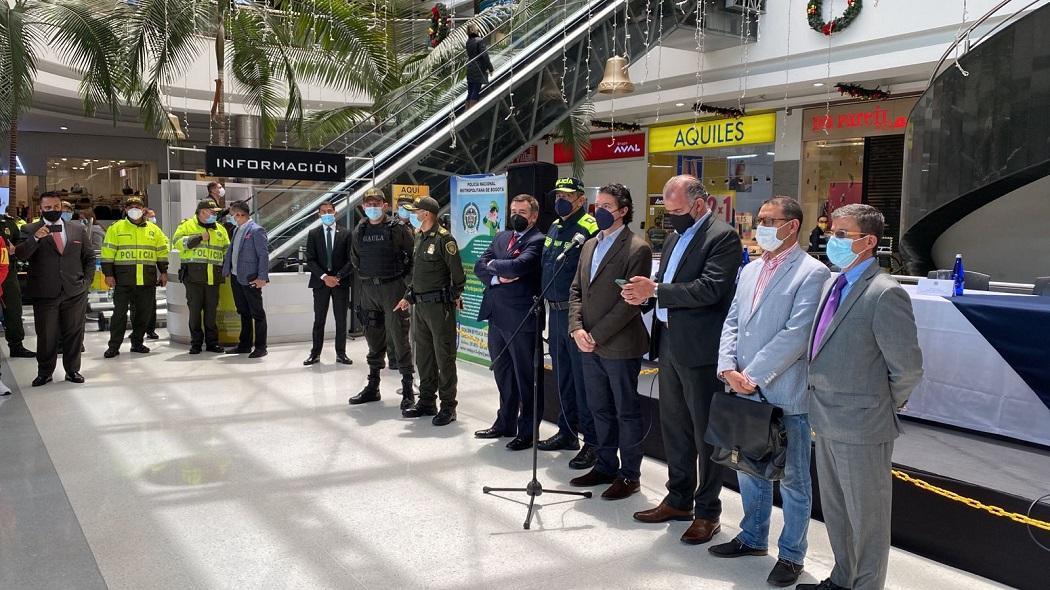 El Distrito brindará seguridad a los compradores en el Día sin Iva