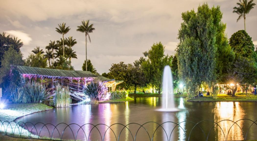 Resultado de imagen de Jardín Botánico de Bogotá José Celestino