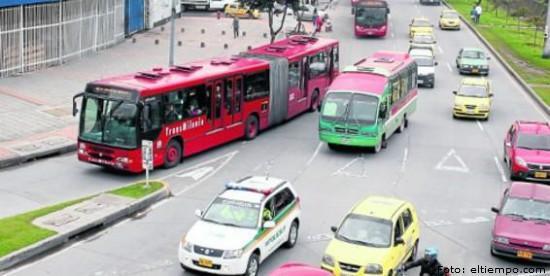 Conexion Provisional De Transmilenio Entre Calle 26 Y La Nqs Bogota Gov Co