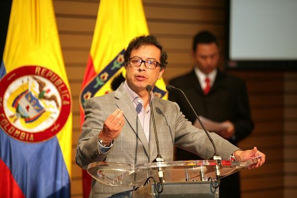 Alcalde Mayor Gustavo Petro propuso al Gobierno Nacional ampliar polít |  Bogota.gov.co