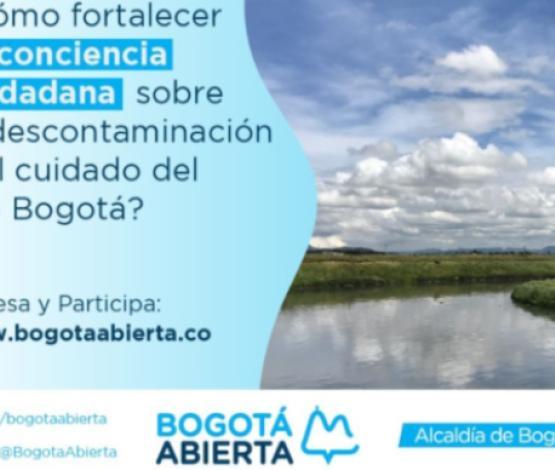 ¿Cómo proteger el Río Bogotá?