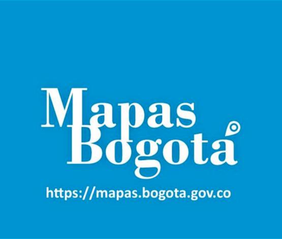 Logo de Mapas Bogotá