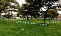Parque Ciudad Montes - Foto: Secretaría Distrital de Cultura, Recreación y Deporte