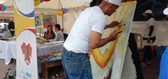 festival Venezuela Aporta - FOTO: prensa IDPAC