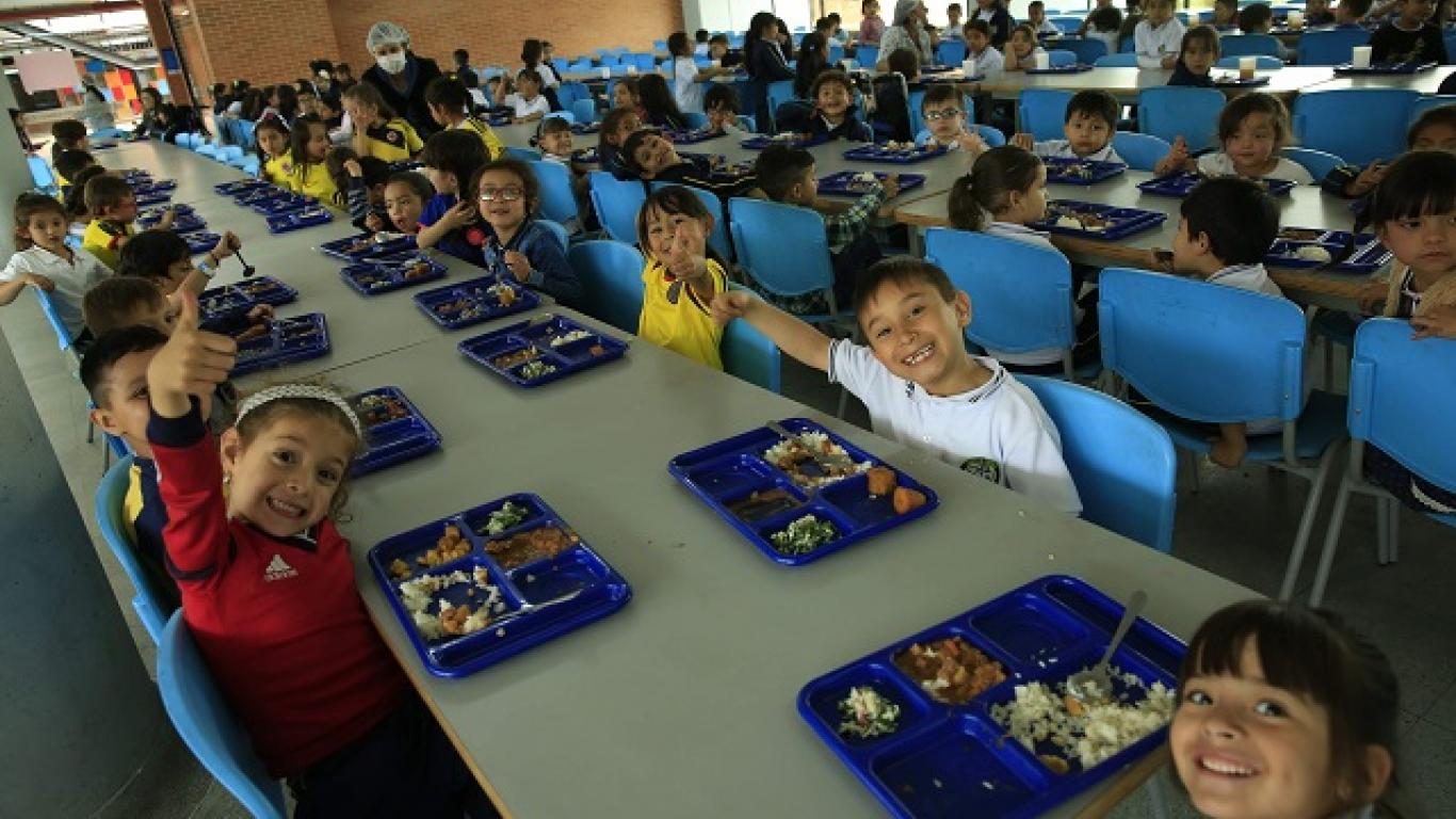 Comedores escolares en Bogotá   Bogota.gov.co