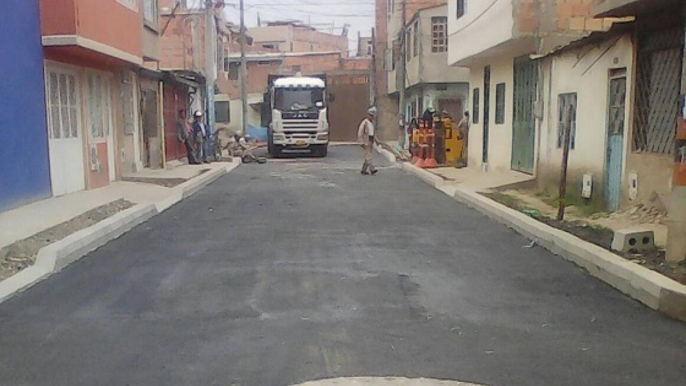 Umv Calendario.Barrio San Jorge De La Localidad De Bosa Estrena Dos