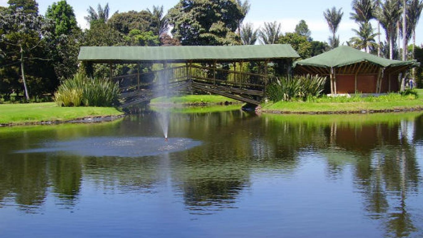 Jardín Botánico iniciará programa para obtener el 30% de la energía ...