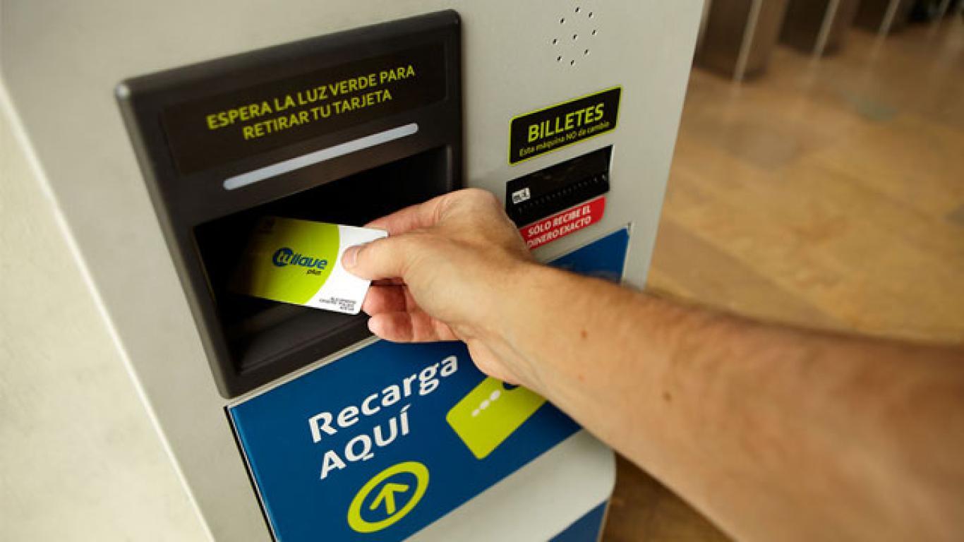 bbac2d2faed Crece demanda de la tarjeta Tullave-plus: 449.635 tarjetas personalizadas en  el último año