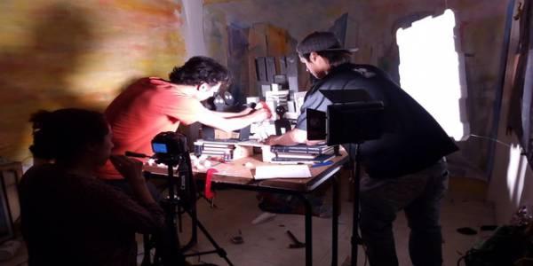Creación de la Cinemateca Rodante - Foto: IDARTES