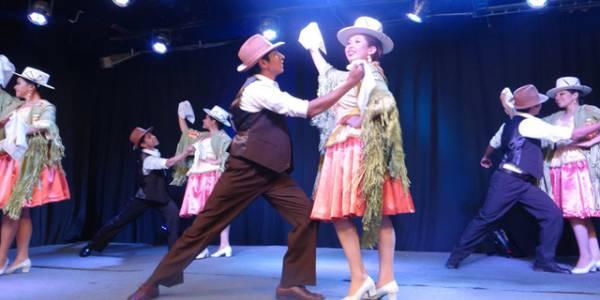 Ballet folclórico boliviano - Foto: Bolivia.com
