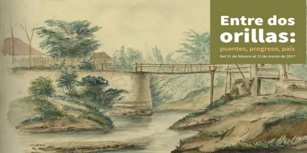 Entre dos orillas exposición gratuita en el Museo Nacional