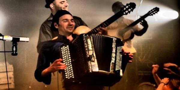 Acordeones del mundo llegan al festival Bogotá Vive La Música