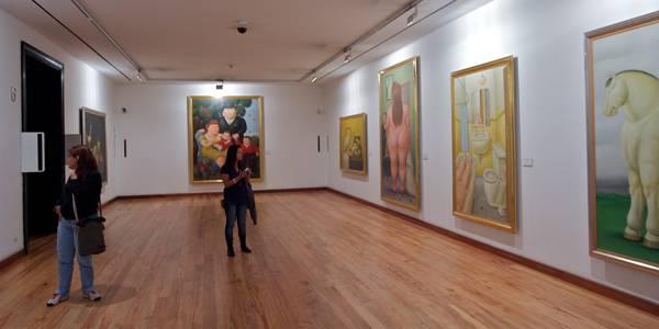 Conozca el 'Museo Botero', en Bogotá