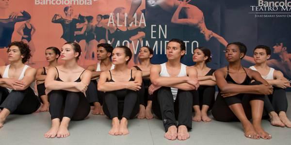 Almas en movimiento - Foto: Teatro Mayor Julio Mario Santo Domingo