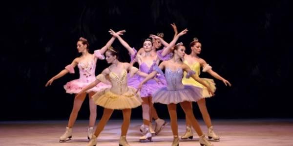 Ballet sobre hielo - Foto: IDARTES