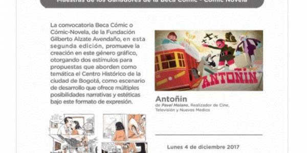 Una mirada del centro histórico desde el comic