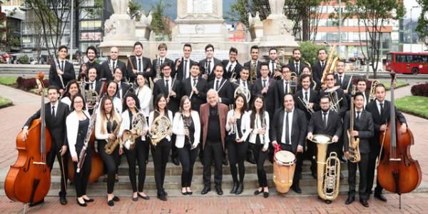 Banda Filarmónica Juvenil - Foto: Orquesta Filarmónica de Bogotá