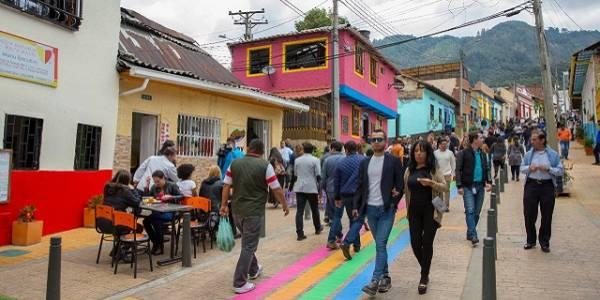 Centro artístico culinario - Foto: Portal Bogotá (Andrés Sandoval)