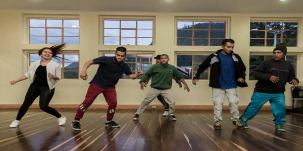 Casona de la Danza - Foto: Instituto Distrital de las Artes (Idartes)
