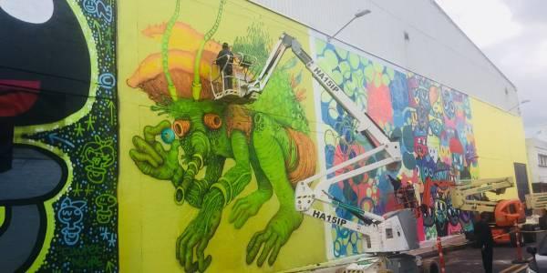 Distrito Grafiti
