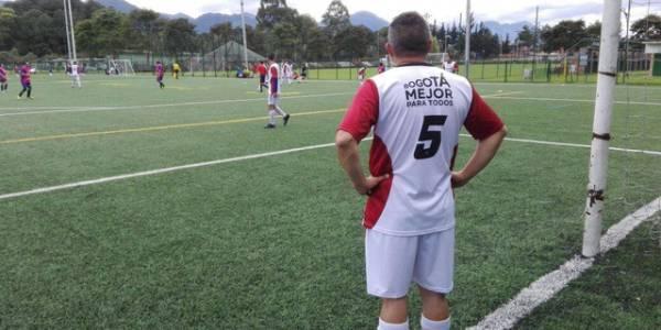 Torneos deportivos interbarrios - Foto: Instituto Distrital de Recreación y Deporte (IDRD)