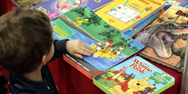 9° Festival de libros para niños y jóvenes