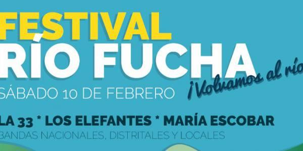 Festival del Río Fucha - Foto: Alcaldía Local de Antonio Nariño