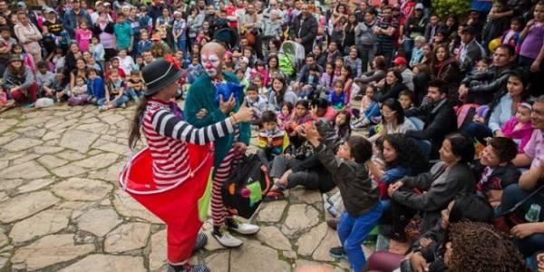 Festivales al parque - Foto: Secretaría de Cultura, Recreación y Deporte