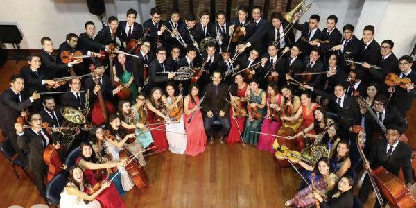 40 jóvenes talentosos provenientes de diversas partes del país deleitaran a la capital con su música - Foto: OFB