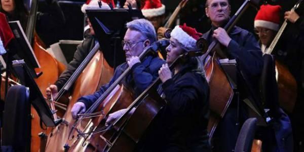 Última semana de conciertos de Navidad con la Orquesta Filarmónica - Foto: OFB